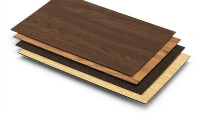 Material tabletop HPL