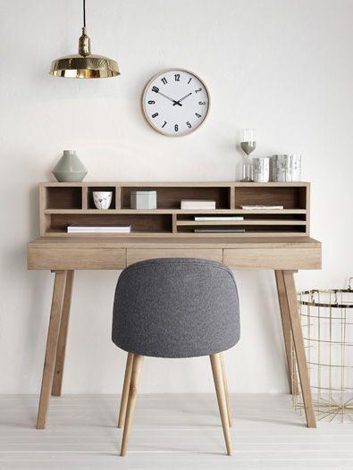 meja kerja scandinavian
