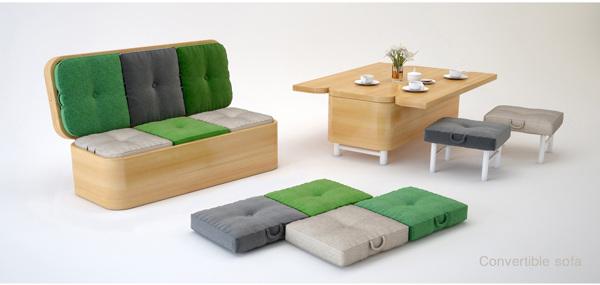 sofa multfungsi