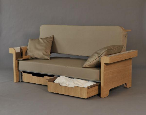 Tempat tidur fleksibel