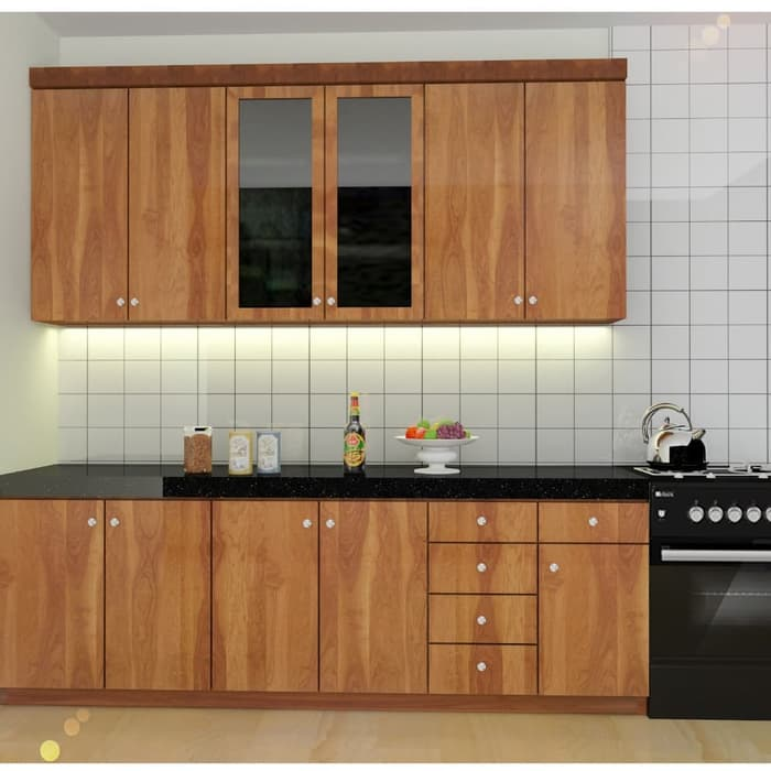 4 Bahan Terbaik Untuk Kitchen Set Minimalis
