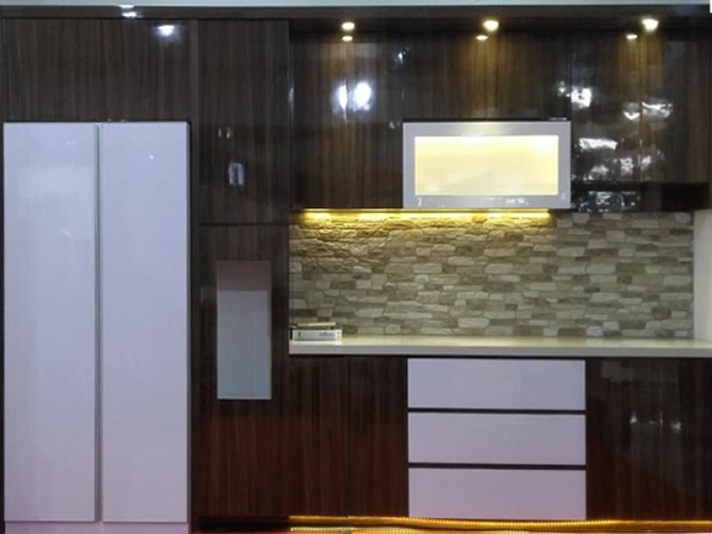 DIY - Cara Membuat Kitchen Set Sendiri