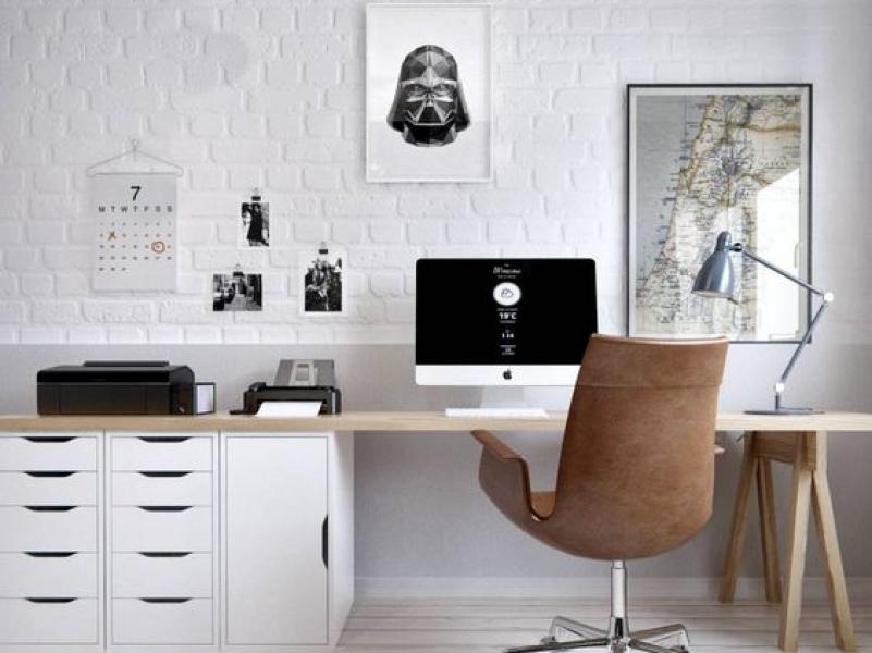 5 Inspirasi Desain Meja Komputer ini Bisa Anda Tiru!