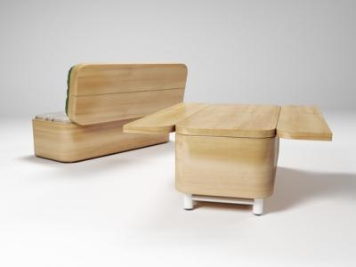 5 Desain Furniture Custom Unik Untuk Rumah Minimalis