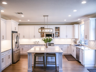 4 Bahan Terbaik untuk Kitchen Set Minimalis!