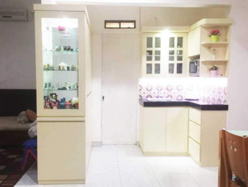 Kitchen Set Minimalis Serpong Park
