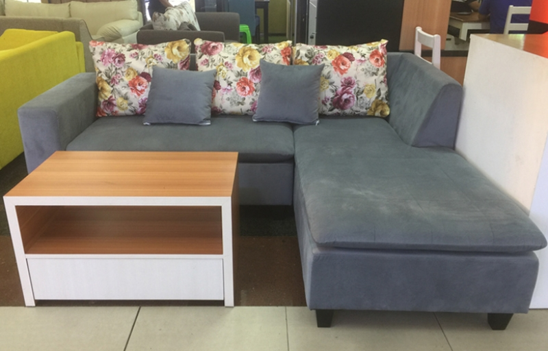 Sofa Minimalis L Shaped
