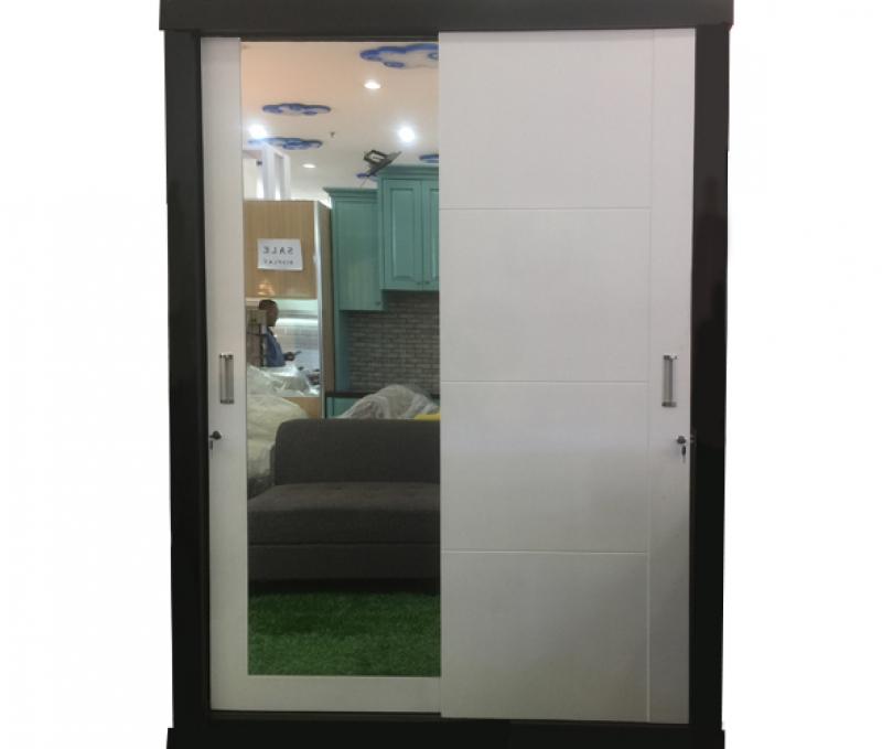Lemari Baju Sliding Door Minimalis