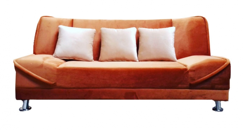 Sofa Bed Orange