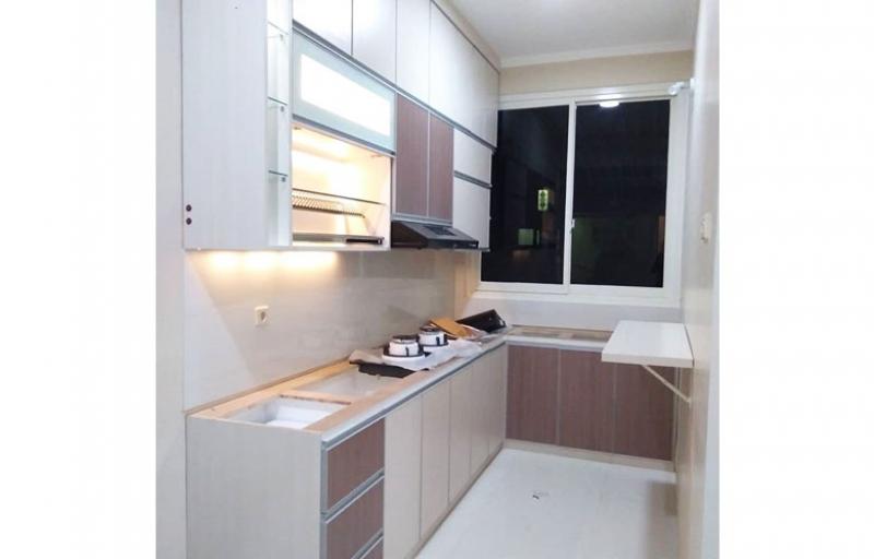 Jasa Pembuatan Kitchen Set Tangerang Jakarta Rancang Mebel