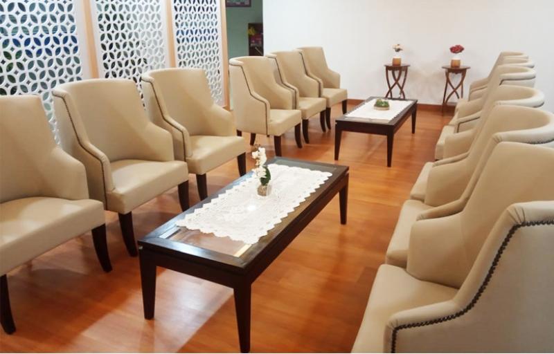 Sofa Tamu Classic